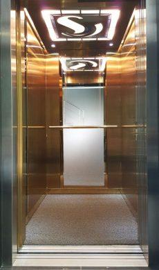 Otel & İş Merkezi Asansörleri
