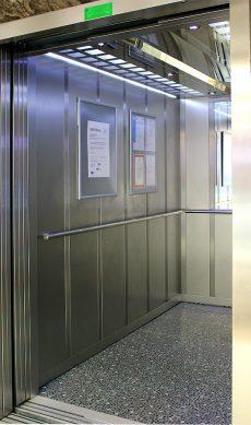 Yük Asansörleri